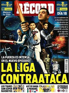 México - RÉCORD 24 julio del 2015