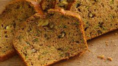 Healthified Zucchini Bread recipe and reviews - Have a bumper crop of zucchini? Lighten up a classic.