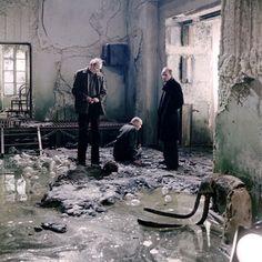 Stalker, Andrei Tarkovsky, 1979  http://www.pinterest.com/moniwolfe/tarkovsky/