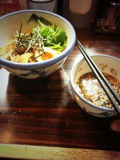 AFURI つけ麺 (恵比寿)
