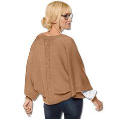 Modell 091/5, Pullover aus Merino-Supersoft von Junghans-Wolle « Pullover « Damenmodelle « Strickmodelle Junghans-Wolle « Stricken & Häkeln - Damenpullover - mehr als 100 verschiedene Strickmuster im Junghans-Wolle Creativ-Shop kaufen