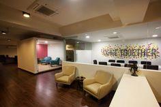 Kamat & Rozario Architecture | White Canvas & 22 feet office