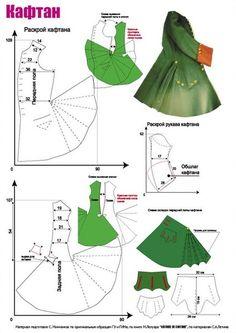 Försöker förstå hur ett mönster till en rock är uppbyggt.