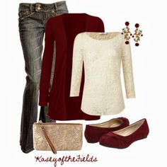 Get Inspired by Fashion: Casual Outfits | Coming Up Roses find more women fashion on misspool.com