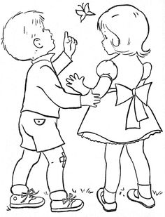 coloring pages for girls educational pinterest activities girls and vintage girls