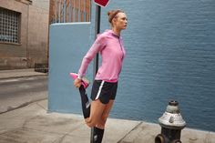 Karlie Kloss for Nike - The Cut