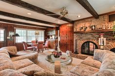 Love the fireplace!  Custom spacious home w/quality & character features 4 BR, 2.5 Baths and 3,048 SF. Home is located in #Lebanon PA and is available for purchase.