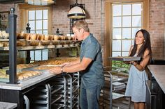 Chip and Joanna Gaines Debut Their Bakery on Fixer Upper