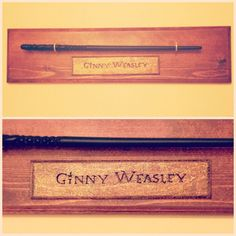 Custom Harry Potter Wand Display