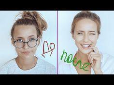Как Стать Красоткой с Утра за 5 Шагов? - YouTube Round Glass, Glasses, Youtube, Fashion, Eyewear, Moda, La Mode, Eyeglasses, Fasion