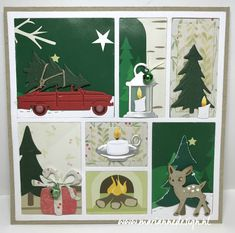 My Cardcreations: Kerst Layout Marianne Design Cards, Christmas Cards, Christmas Ornaments, Die Cut Cards, All Holidays, Christmas And New Year, Layout Design, Have Fun, Kids Rugs