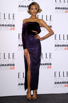 Elle Style Awards:Jourdan Dunn