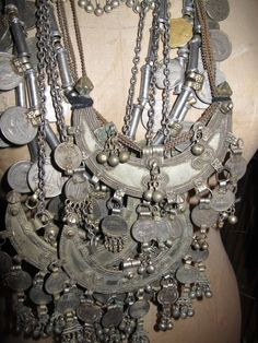 banjara tribe jewellery