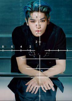 Taeyong for SuperM Shinee, Nct 127, Baekhyun, Capitol Records, Taemin And Kai, Rapper, Yuta, Kim Jung, Celebrities