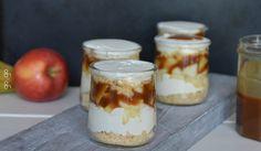 Verrines pomme poire mascarpone – Des recettes à Gogo – Recettes Maison – Simples – Veggies by Gogo