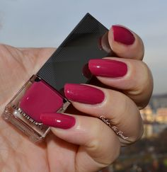 Burberry Nail Polish #223 Pink Azalea (re-promote from 2014, Spring 2015).