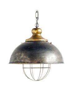 Mercana Dawson II Ceiling Lamp at Gilt for $139
