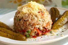 Jednoduché hlavní jídlo, dá se říci, že i tradiční. Autor: Naďa I. (Rebeka)