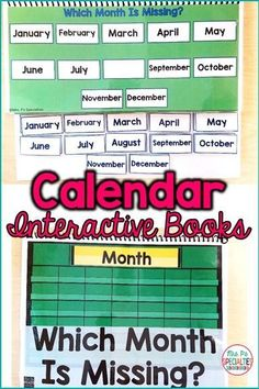 This interactive book has been so helpful in teaching my students the months and order of months! This adapted book is perfect for special education classrooms, life skills programs, speech therapy, math and time awareness concepts and for preschool. Teaching Life Skills, Teaching Special Education, Teaching Social Studies, Math Skills, Reading Skills, Social Skills, Teaching Tips, Autism Resources, Classroom Resources