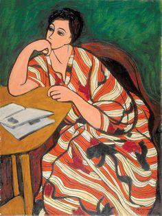 Retrato de mulher, 1947 Jeanne Rhéaume ( Canada, 1915-2000) Óleo sobre tela, Museo Nacional de Bellas Artes de Quebec