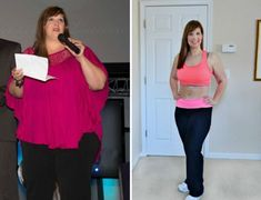 Fitness inspiration weight loss before and after