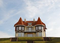 Belle Epoque house with ocean view, De Haan/Le Coq sur mer, Belgium