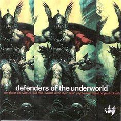 "FRANK FRAZETTA:""DEFENDERS OF THE UNDERWORLD"" - VARIOUS ARTISTS (2010) Download:Defenders of the Underworld - Various ArtistsAmazon:Defenders Of The Underworld"