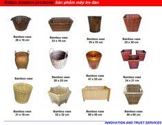 rattan bamboo products: http://vtp-tec.com.vn/