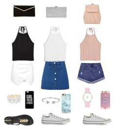 """""""To Buy !!!!!!!!!!!!!!!!!!!!"""" by maddy03touchcaptain on Polyvore featuring Monki, Miss Selfridge, Converse, IPANEMA, New Look, Milly, Casetify, Bling Jewelry and Charlotte Russe"""