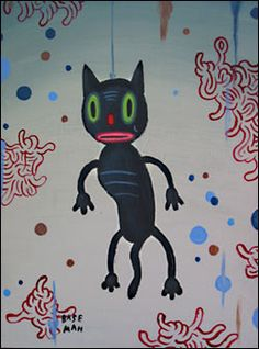 KittyKitty Gary Baseman