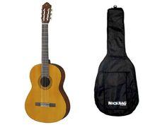 Yamaha CS40 - Guitarra clásica (incluye funda): Amazon.es: Instrumentos musicales Yamaha, Music Instruments, Guitars, Slipcovers, Musical Instruments