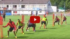 Soccer Speed Power Exercises. The best soccer/football videos, drills and articles on the web for soccer/football coaches. #soccerdrills #soccerexercises