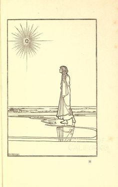 The poems of Edgar Allan Poe, illustrated by W. Heath Robinson, and published in 1900.