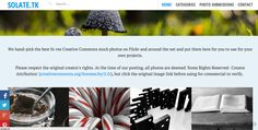Free Technology for Teachers: Solate.tk - Another Good Source of Creative Commons-licensed Pictures