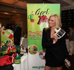 Debbie Gibson attend at Red Carpet Events LA Grammy Awards Gifting Suite 2012