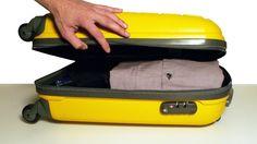 Los mejores trucos para hacer una maleta en 2 minutos