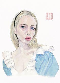 Portrait of Joanna Kuchta