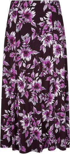 676e2633a988 Eastex Fleur Print Skirt on shopstyle.com House Of Fraser, Print Skirt,  Shirt