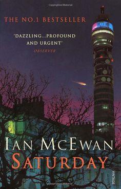 Saturday - Ian McEwan.