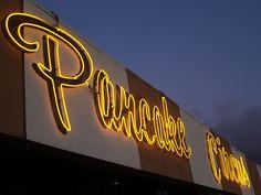 Eat at Pancake Circus!