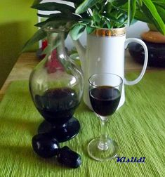 Hurricane Glass, Doterra, Rum, Vodka, Healthy Living, Cooking Recipes, Foods, Drinks, Tableware