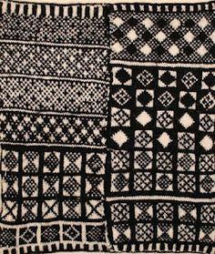 Sanquhar patterns