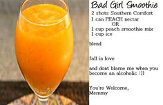 Bad Girl Smoothie
