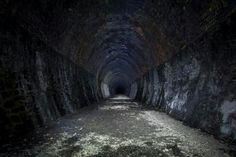 Neidpath tunnel scotland