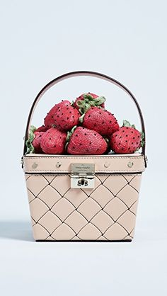 Picnic Perfect Strawberry Basket