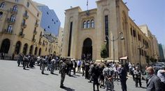 Lebanese parliament fails for the third time in the selection of a president for lack of a quorum