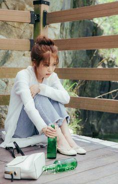 To the beautiful Lee Ji Eun