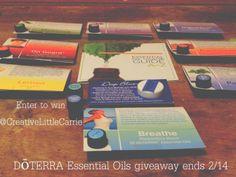 "Enter to win ""Kick the Crap Kit"" From Essenital Wellness       @CreativeLittleCarrie"