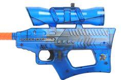 Soft Air Cyber Stryke X4 Mini Electric Airsoft Gun, Blue Soft Air http://www.amazon.com/dp/B006SRZWO8/ref=cm_sw_r_pi_dp_hd6Kub1ERF5BV