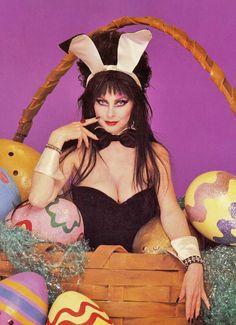 Elvira Easter!